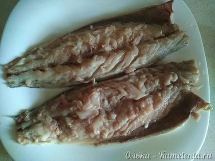 """Холодный рулет """"Скумбрия по царски"""" кулинария,рыбные блюда"""