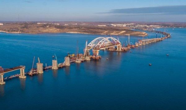 Моста не будет? В Крым не съ…