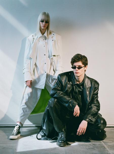 От домашней капсулы до костюмов из крапивы: лукбуки новых коллекций российских дизайнеров Мода,Новости моды