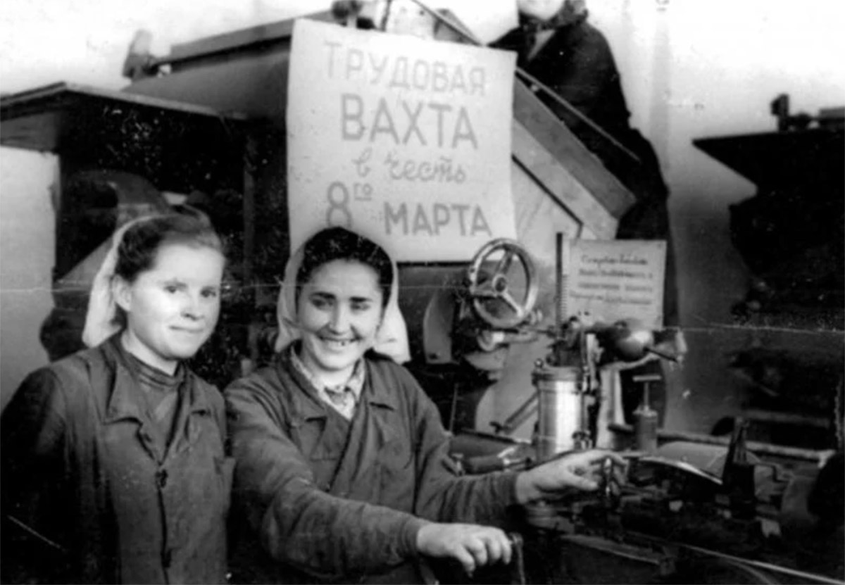 8 марта — фальшивый «праздник» в СССР. 8 марта,общество,россияне,СССР