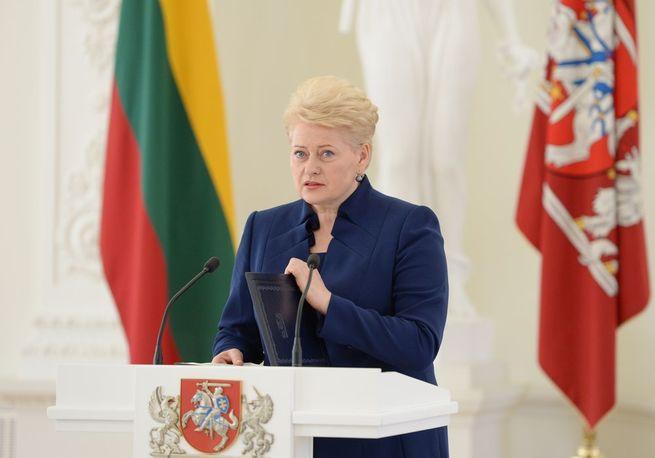 Литва требует передать Донбасс, Крым и Керченский пролив под контроль ООН