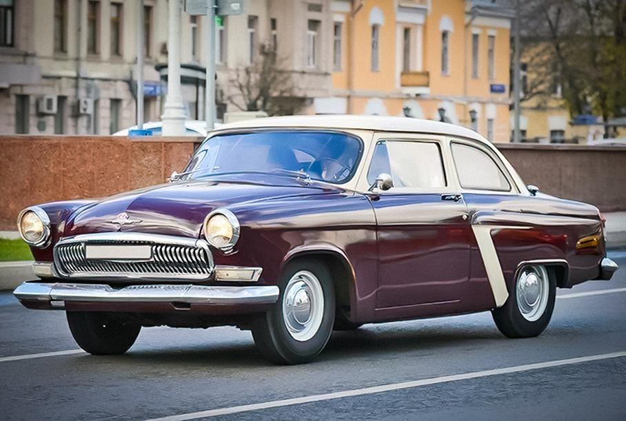 Переделанную в купе ГАЗ-21 «Волга» продают дешевле Lada Granta Новости
