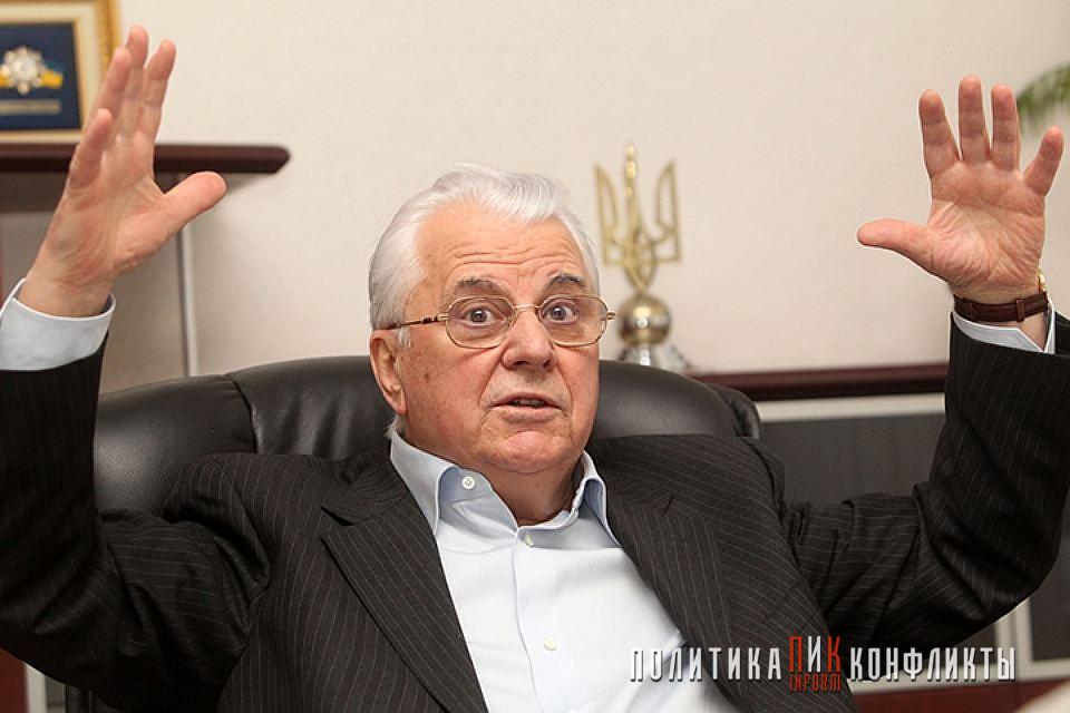 Кравчук об «аннексии» Крыма Россией: «Запад уговаривал-не дразнить Путина»