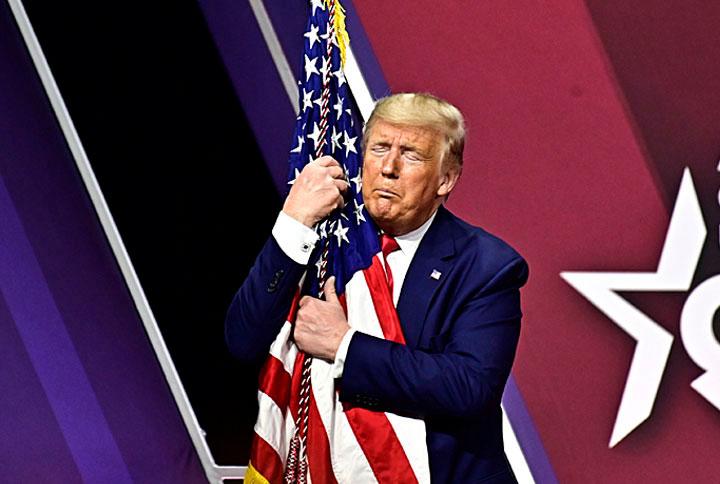 """Пока не прикончили: """"Богатый"""" Байден пойдёт на всё против """"бедного"""" Трампа геополитика"""