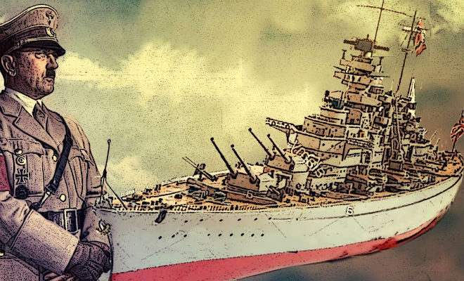 Самый невезучий корабль в истории мировых флотов