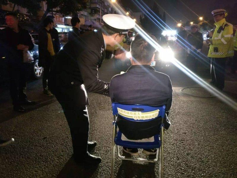 Нарушителей в Китае наказывают дальним светом