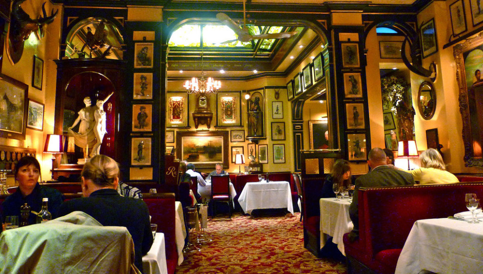 Старейшие в мире работающие рестораны