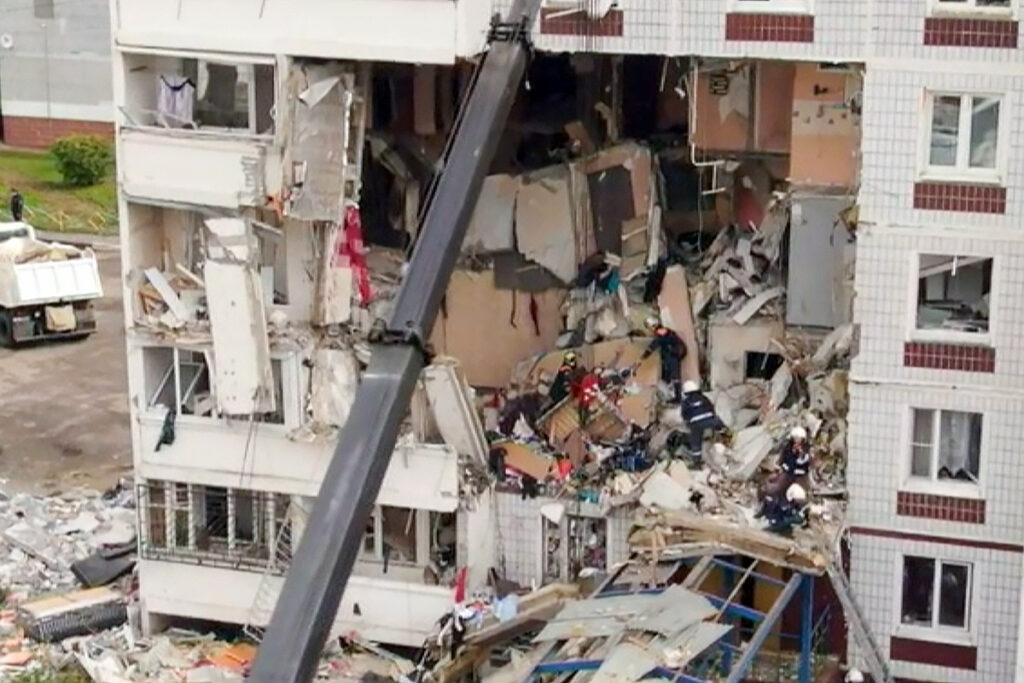 Названа точная причина взрыва газа в Ногинске