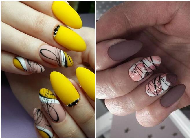 """Новый тренд в маникюре: ТОП-15 вариантов """"паутинки"""" в nail-дизайне"""