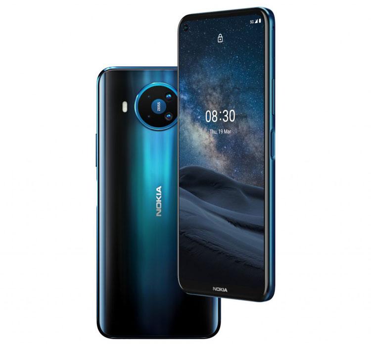 Смартфон Nokia 8.3 5G наконец-то представлен в Европе новости,смартфон,статья