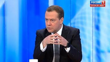 Медведев заявил о намерении России кормить всю планету