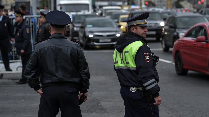 Четыре улицы перекроют в центре Москвы в связи с религиозным мероприятием 13 апреля