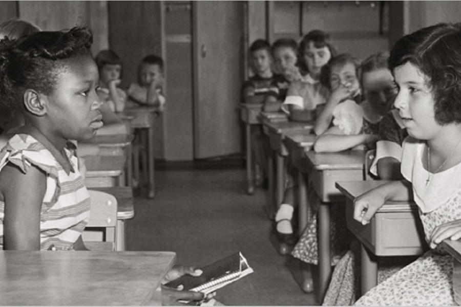 an analysis of the issue of school segregation in america This was 1973, nearly 20 years after the supreme court used the equal protection clause to justify an end to racial segregation in america's schools in his decision in the landmark brown v.