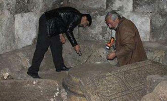 Закинули магнит и не могли вытащить: полезли проверять и нашли подземный город 12 подземных королей,город,клад,наука,Пространство,черные копатели