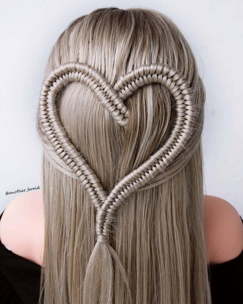 Это не просто косы, это - произведение искусства! волосы,красота,мастер-класс,прически