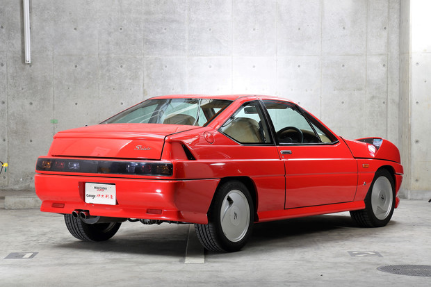 Autech Zagato Stelvio— черный день итальянского дизайна автомобили,водители,новости