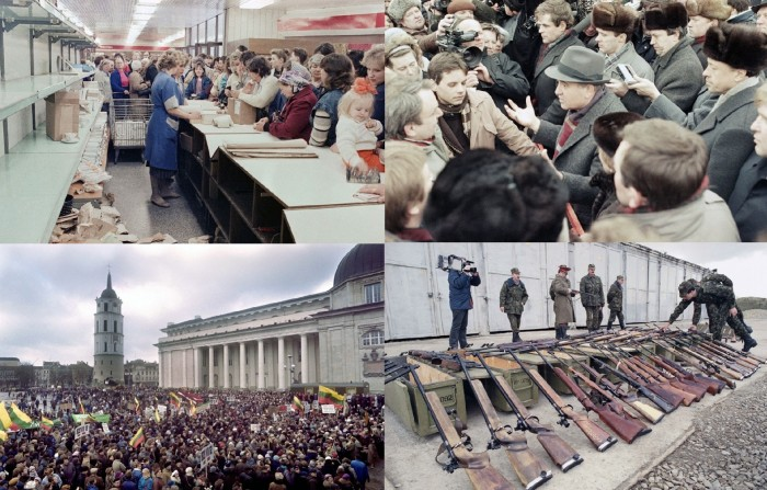 Распад СССР — 20 лет спустя