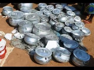 Изготовление алюминиевой посуды