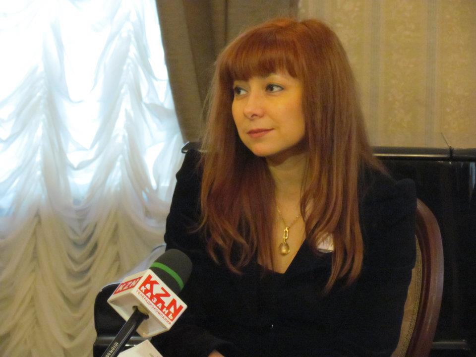 В Казани задержали поэтессу …
