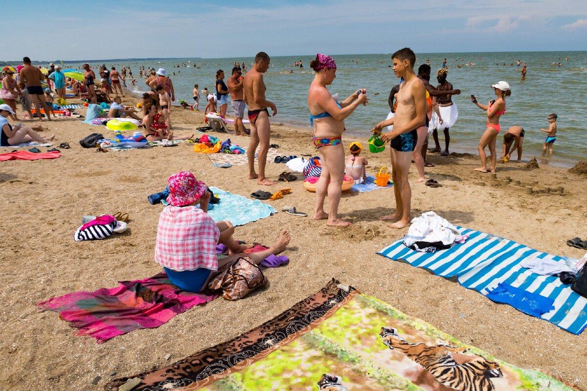 Пляжные платья и туники фото личной