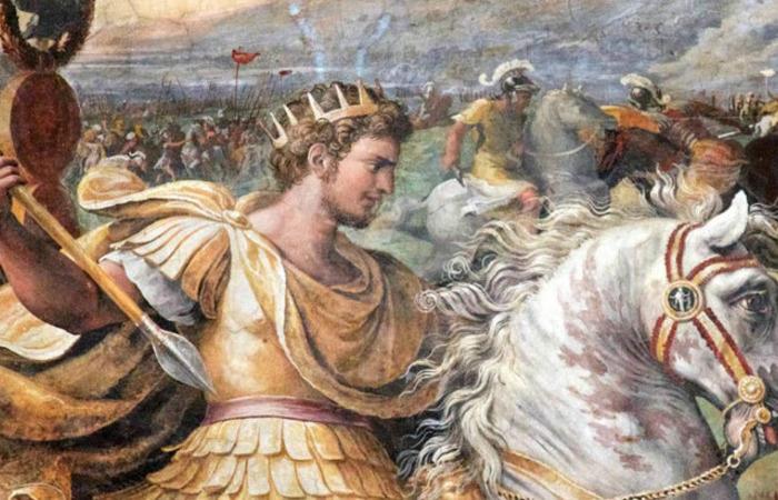 Император-язычник, причисленный к лику святых