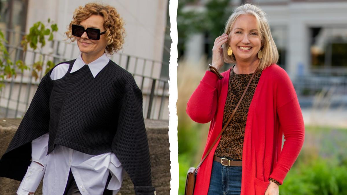 5 классных образов для женщин 60+