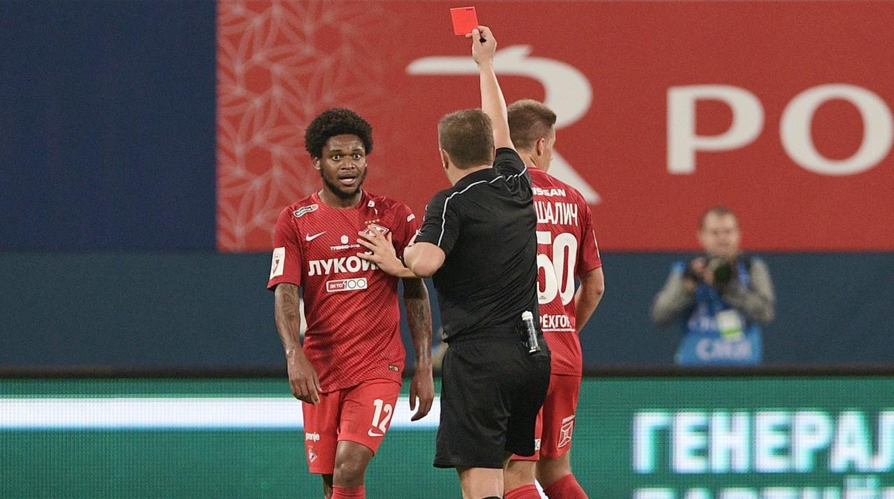 «Такой «Спартак» развалится в Лиге чемпионов»: Хидиятуллин о разгроме красно-белых в Санкт-Петербурге
