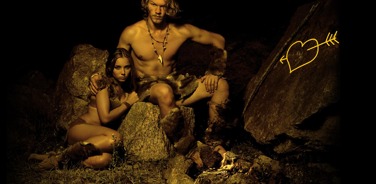 Секс-тур по каменному веку: кто с кем спал