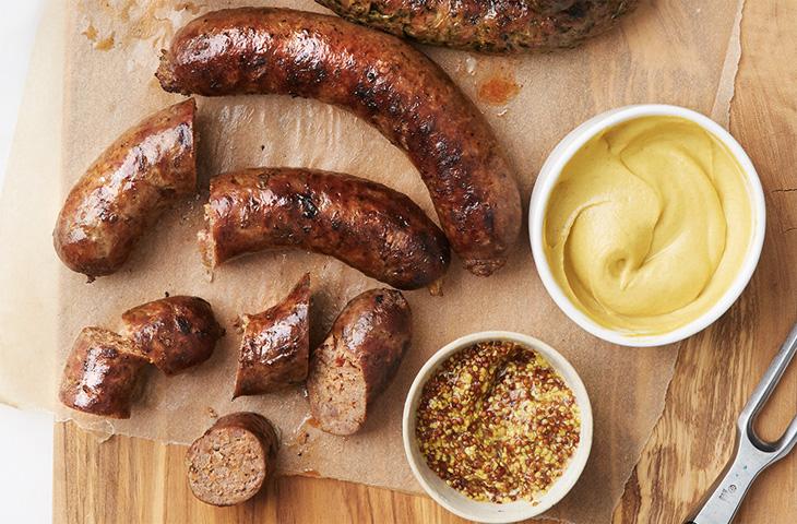 Главные правила приготовления домашних колбасок