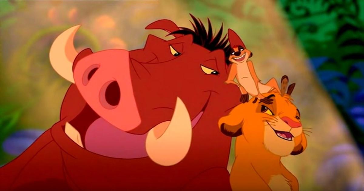 Фраза из «Короля Льва» вызвала скандал в Африке