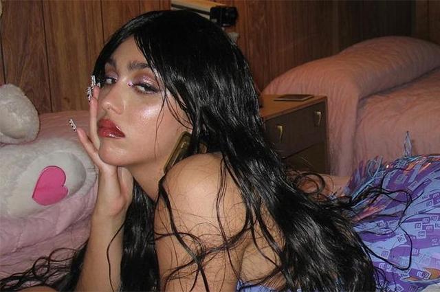 Дочь Мадонны Лурдес Леон поделилась кадрами из новой модной фотосессии