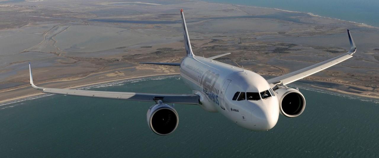 Китайцы подписались на 300 самолётов Airbus Авиация