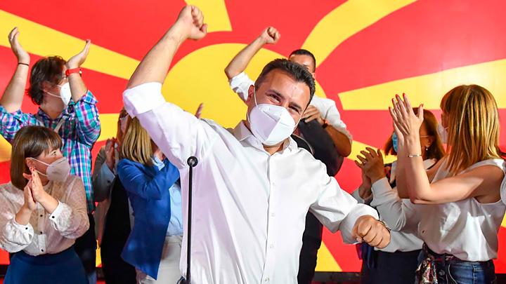 Варфоломей нацелился на Македонию геополитика