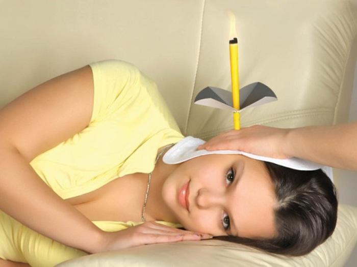Первая помощь при образовании пробки из ушной серы. /Фото: lor.guru