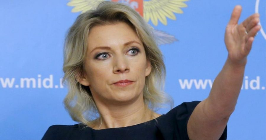 Захарова обвинила Запад в уб…