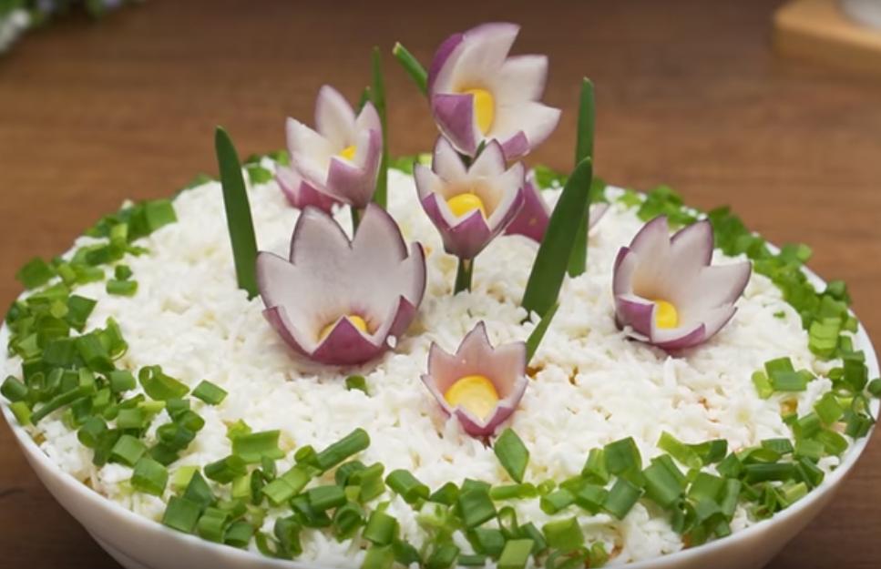 Умопомрачительный салат