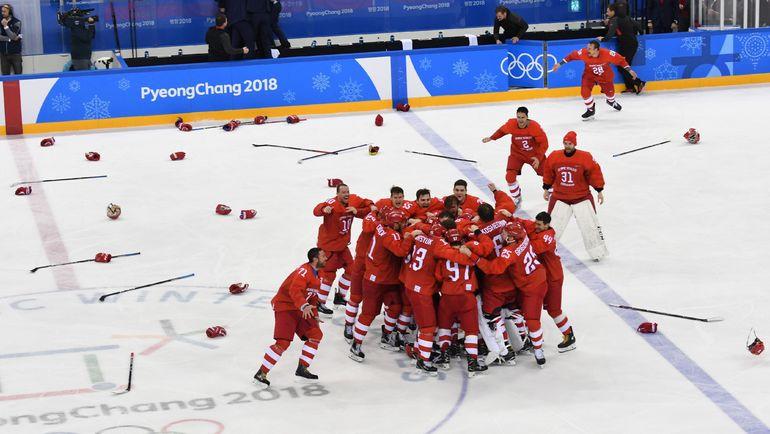 Путин поздравил сборную Росс…