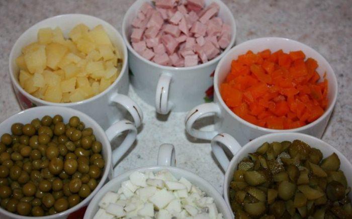 Как приготовить оливье в два раза быстрее: Секрет варки овощей в микроволновке