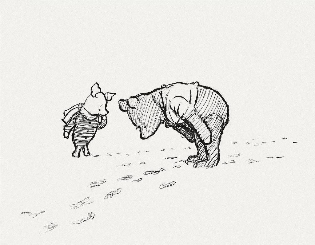 Винни-Пух в советских книжках