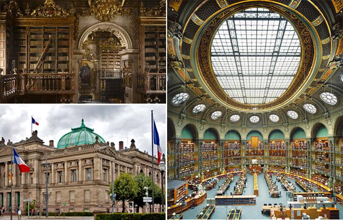 Парижская национальная библиотека