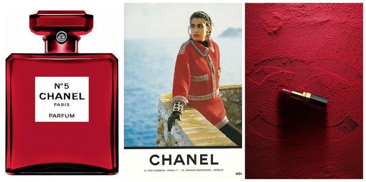 Цвета Chanel: любимая палитра мадемуазель Коко лучшее