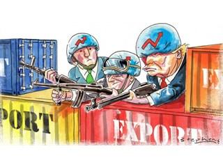 """Торговая Война- На 26 марта Китай анонсировал """"убийство"""" Нефтедоллара"""