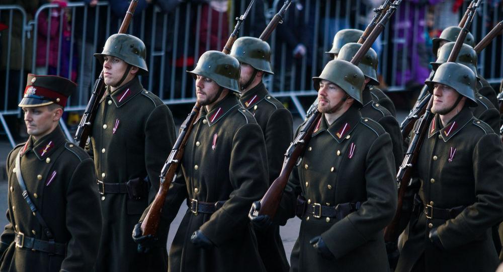 The National Interest : бойтесь латвийцев, дары приносящих Политика
