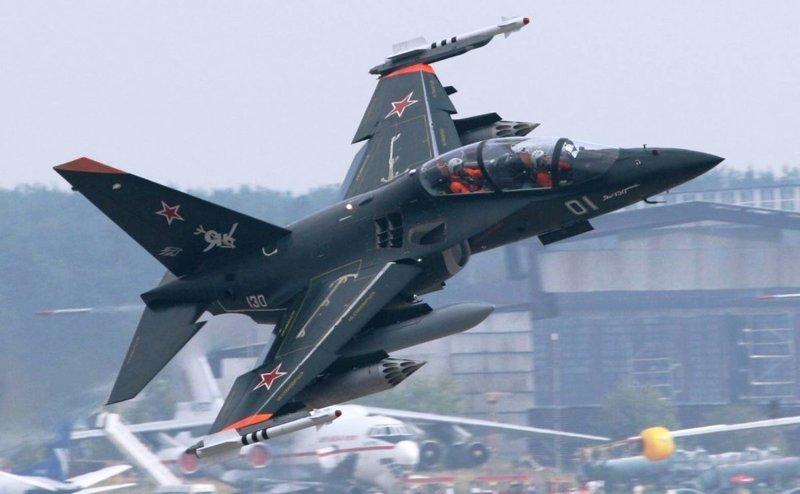 Як-130 - новейшая боевая машина с защитой от дураков авиация ВКС, армия, россия