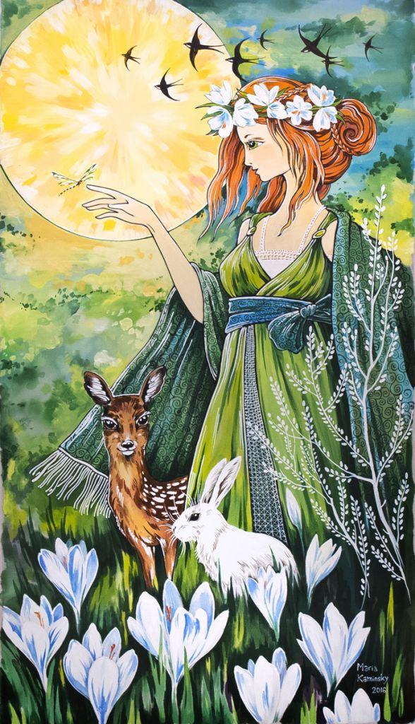 Астара (Остара) С Новым годо…