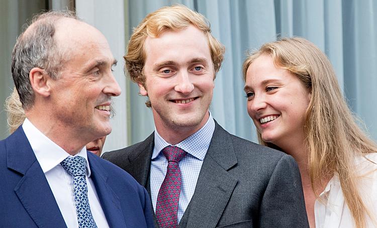 Бельгийский принц Иоахим заразился коронавирусом после вечеринки в Испании
