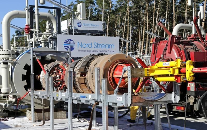 Германия признала законность американских санкций против «Северного потока-2»