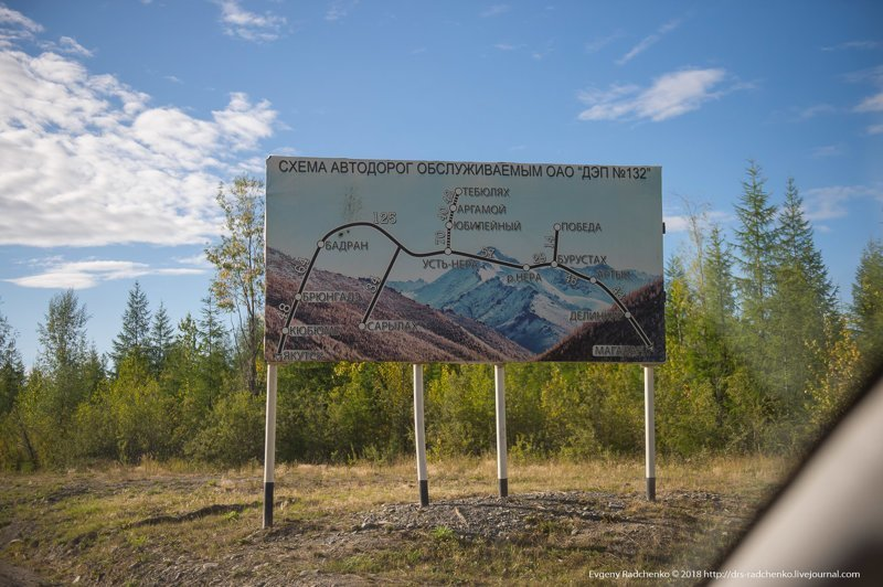 Колымская трасса и её герои путешествия, факты, фото