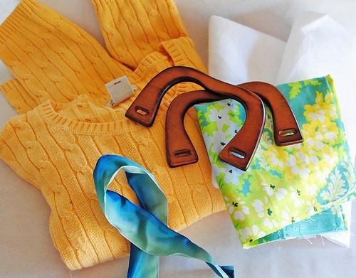 Стильная сумка из свитера: шьем своими руками женские хобби,переделка старой одежды,рукоделие,своими руками,сумка,шитье