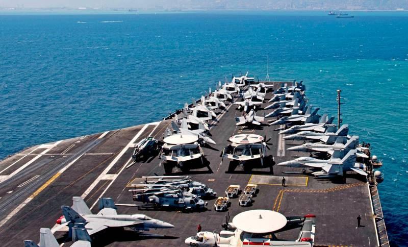 Возрожденный Второй флот США направлен против русской Арктики вмф
